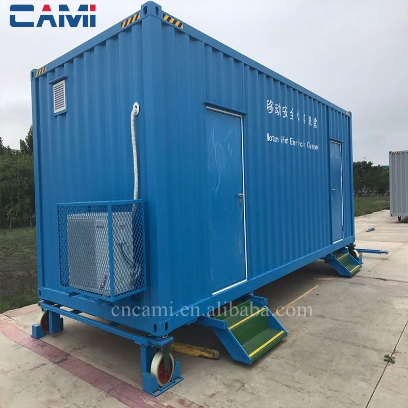 OEM Customized cheapest eco friendly mobile home /standard prefab design container house