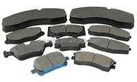 High Strength No Noise Car Parts Brake Pad avaliable for Audi, BMW