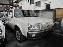 1997 NISSAN RASHEEN 4WD Japanese Used Cars [FOB 1750USD]