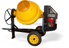 indian concrete mixer with lifting equipment