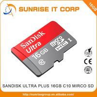 Class 10 sandisk sd memory card 16gb for camera