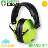 Baby Earmuffs Folding Ear Protection CE