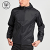 /product-detail/junior-boy-s-windwall-full-zip-black-jacket-60761545952.html
