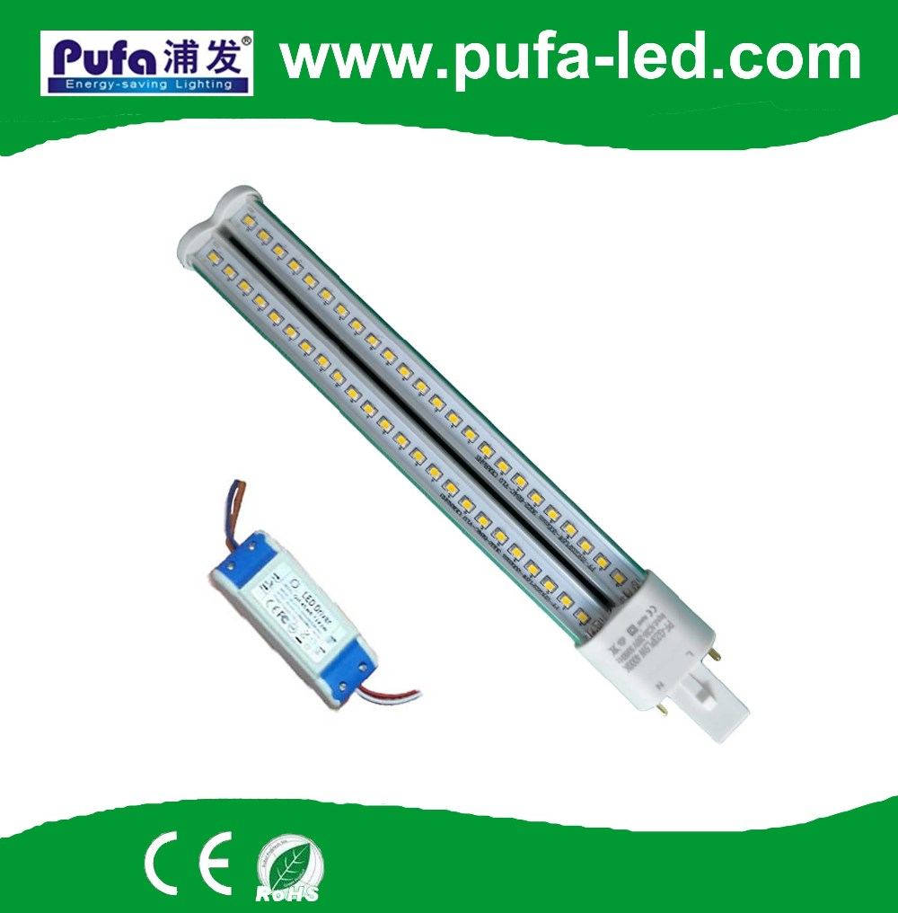 China Supplier High quality 7w 9w 4 Pins G24 Led,G23 G24 Led Pl Lamp,Led Plug Light G23 For Cfl Replacement