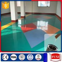 Factory Direct Solvent Epoxy Resin Self-leveling Seal Primer Floor Paint