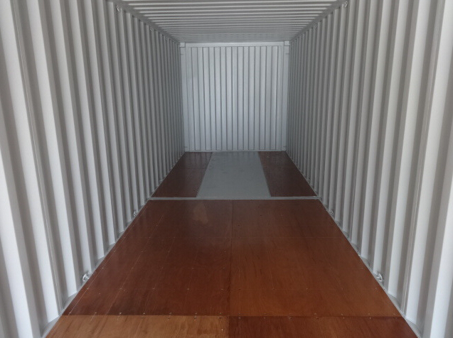 20 Feet & 40 Feet Open Top Container, With removable tarpaulin, for oversized cargo shipping