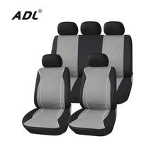 Sandwich Cloth cream seat cover design your own car seat covers