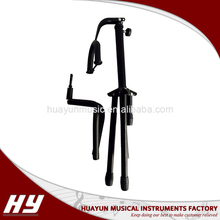 Wholesale music instrument metal folding guitar stand rack