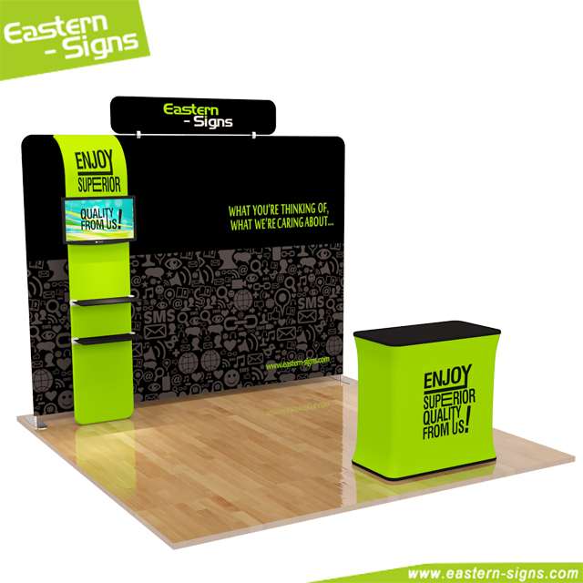 Outdoor Exhibition Booth Design