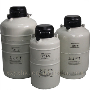 best quality liquid nitrogen container dewar flask tank with cheap price