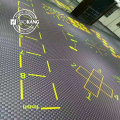 Factory Wholesale Crossfit Gym Mat PVC Flooring