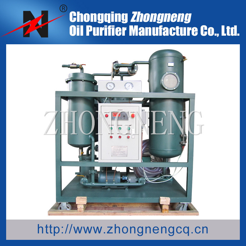 Zhongneng Turbine oil filtration,oil purifier,lubricating oil filter