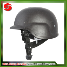 Resistant to moisture good quality bullet proof helmet with visor