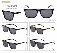 latest fashional model acetate frame sunglasses 2017 wholesale custom logo oem sunglasses polarized