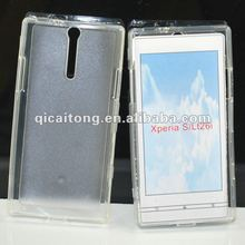 TPU+PC CASE for sony xperia s LT26i