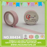 pink gift packaging paper envelope water proof masking tape