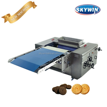 Skywin Stainless Steel Hard & Soft Biscuit Making Machine Price/Biscuit Production Line