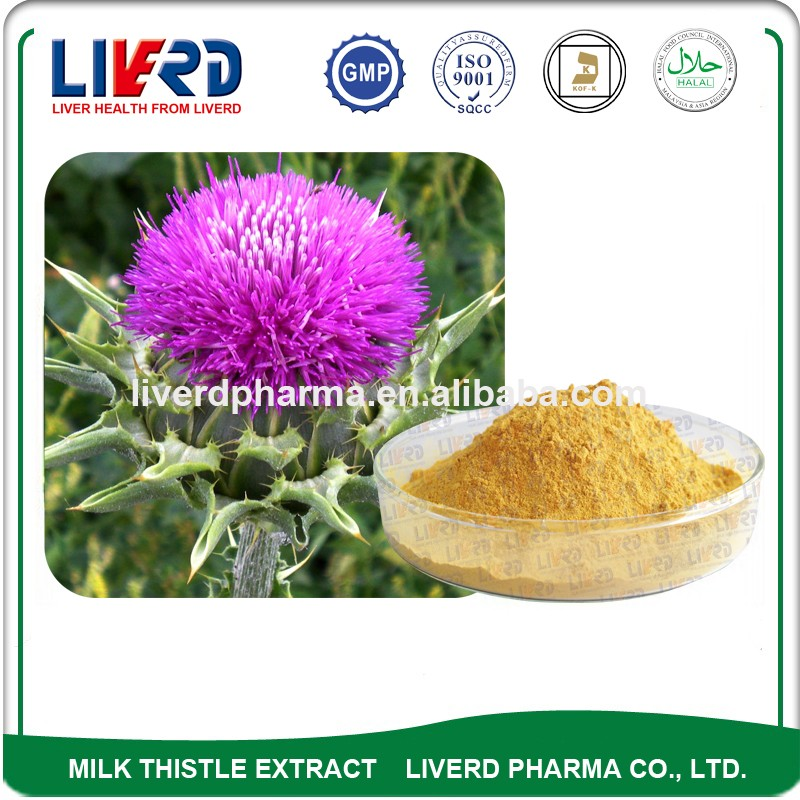 Herbal Medicine 80% UV Test Thistle Milk