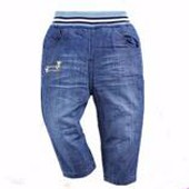 New fashion jeans pants infant boys denim trousers latest design for baby jeans