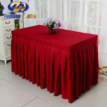 Novelties Curly Table Skirting Materials