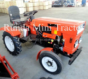 hot sale agriculture mini tractor