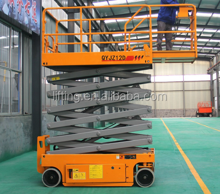 good quality scissor vehicle lift