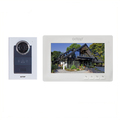 Night vision camera video doorbell intercom system