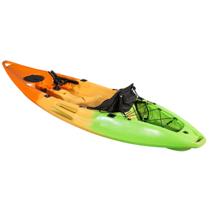Sit On Top Plastic Fishing Kayak Canoe Wholesale (fit for 2 person,3person,4 person)