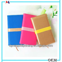 A5 PU notebooks,PU leather cover paper notebooks wholesale&supplier&manufacture 2014
