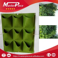 Garden Grow Planting Bag Pockets Vertical Garden Felt Planters Grow