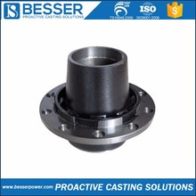 304 stainless steel Q235A carbon steel wheel hub bearing 1.0562 alloy steel casting electric bike hub motor