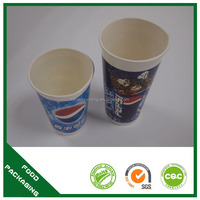 disposable beverage use and type paper cups