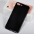 DFIFAN cell phones caser for apple Iphone 8 plus shiny black mobile back cover for iphone 8