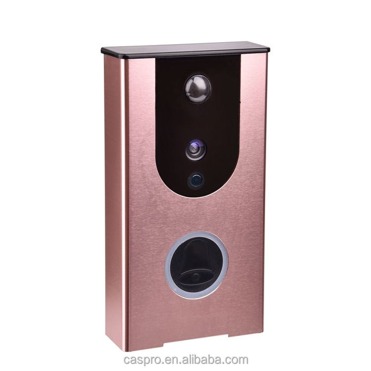 Home & Office Smart Wi-Fi Remote Control Video Doorbell