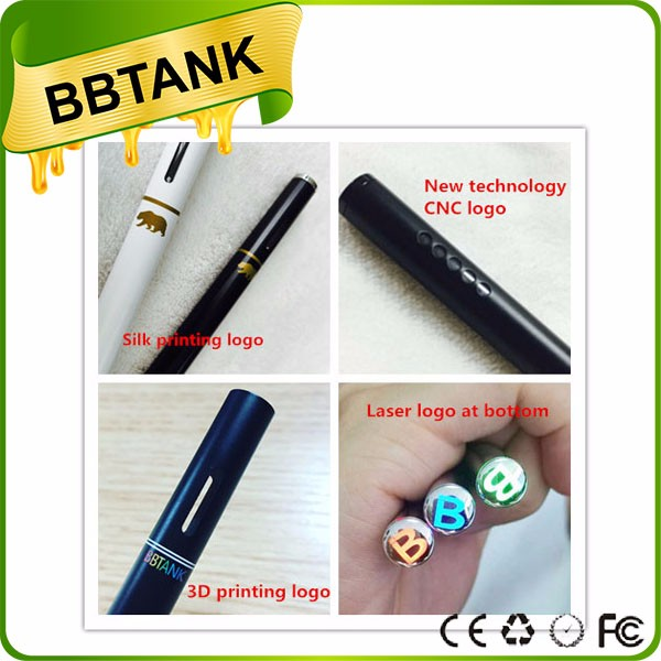 BBtank t1 slim mini ladies electronic cigarette disposable 510 custom logo oil empty vaporizer pen