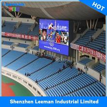 outdoor led screen advertising PH10 DIP LED MODULE 160x160 PROGRAMMABLE LED SIGN