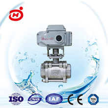 Switch Type Series Electri-operated Stainless Steel Ball Valve