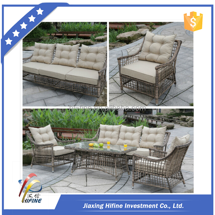 High quality sale outdoor rattan furniture rattan wicker for High quality outdoor furniture