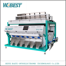 2016 LED Light Intelligent CCD Cotton Seed Color Sorter in CCD Red Melon Seed Sorting Machine
