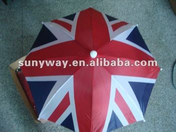 9950 pieces Stock: Union Jack (UK Flag) Umbrella Hat