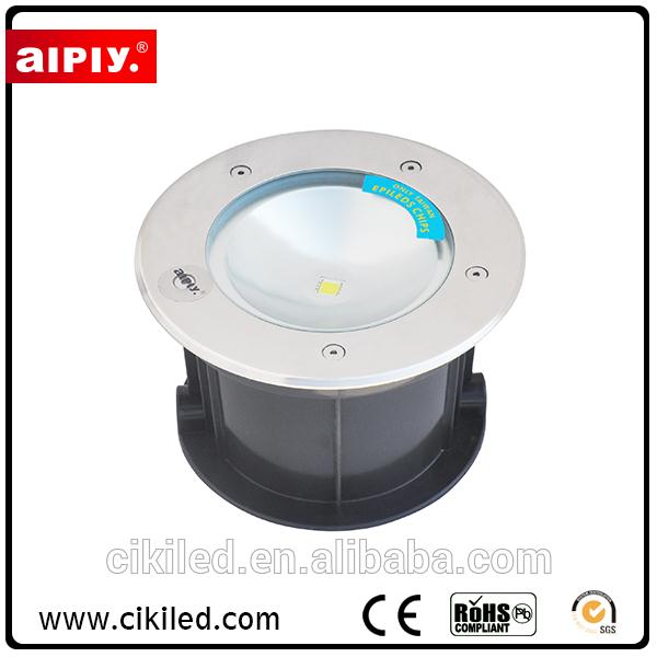 Best selling New products 2014 led outdoor lightingleds lighting CE ROHS IP 67 waterproof led underground light 1w