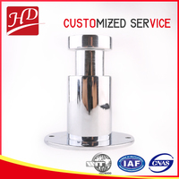 High quality stainless steel swivel table base with low price