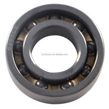 high quality deep groove silicon nitride 6205 full ceramic bearings