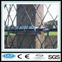 Galvanized Wire Expanded Metal Fencing