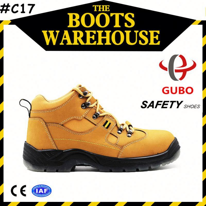 2017 New Men's Casual lightweight Litchi Grain Leather Safety Shoes For Men