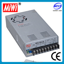 NES-350 350W 24v ac dc power supply for led strip