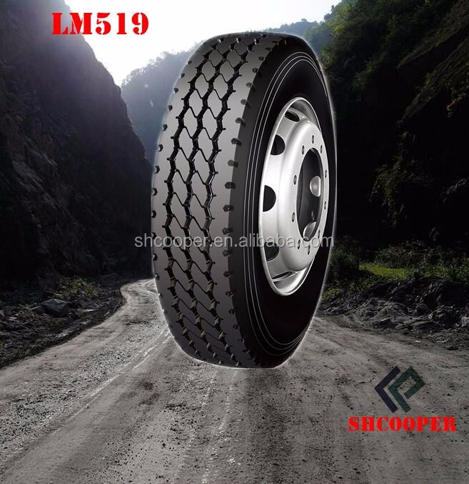 LONGMARCH 315/80R22.5 HEAVY DUTY TRUCK TIRE