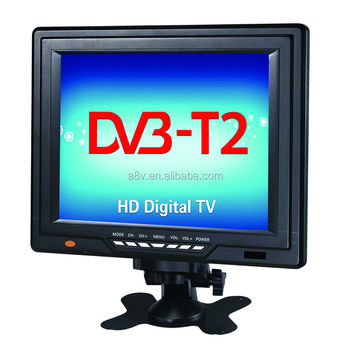"15"" Portable HD Freeview TVwith H-D-M-I port, DVB-T and DVB-T2 Tuner / PVR / Multimedia Player [Energy Class A]"