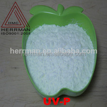 UV-P particularly effective in acrylic polymers