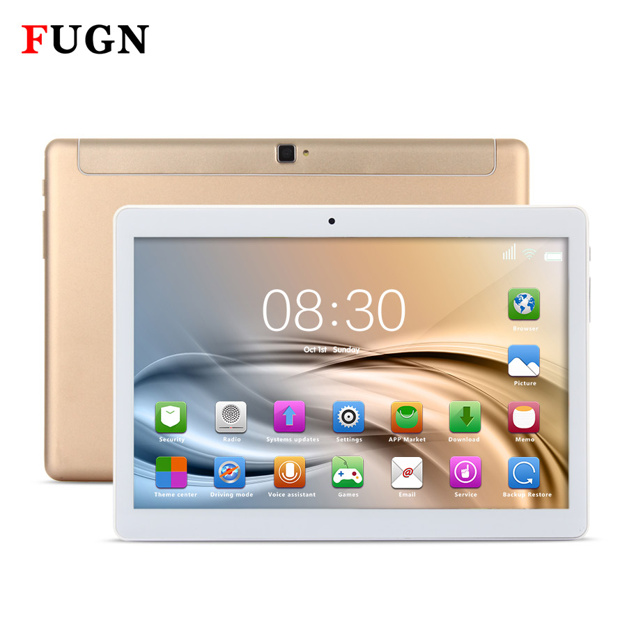 OEM Octa core HD tablet 4G phone call android 5.1 10.1 inch android tablet PC